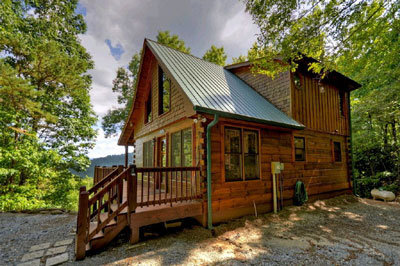 blue Ridge mountain cabin for rent